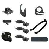 10PSC Red/Black/White Starter Kit Scooter Accessories For Scooter M365/M187/PRO