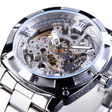 Forsining GMT1091 Luminous Display Mechanical Watch