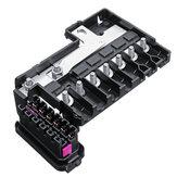 Fusível do circuito da bateria Caixa Suporte para VW Jetta Polo Sangtana Octavia Fabia rápido 6R0937621