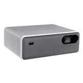 [New Version] XIAOMI Mijia ALPD3.0 Laser Projector Beamer 2400 ANSI Lumens 4k Resolution Supported 250 Inch Screen Wifi bluetooth Dual 10W Speaker Home Theater Projector