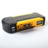 6 in 1 Caricabatterie di emergenza Caricabatteria da auto con avviamento a batteria Caricabatterie con adattatore e linea di ricarica