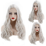 Long Body Wave Ombre Noir Rose Rose Gold Blond clair Marron