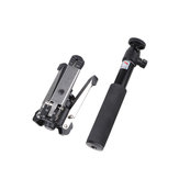 Selfie Stick Electronic Mobile Stabilizer Bracket Handheld Phone Stabilizer Extension Rod Tripod for Mobile Phone
