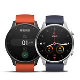 [bluetooth 5.0] Montre Xiaomi originale couleur 1,39 pouces GPS AMOLED + GLONASS NFC 14 jours Batterie montre intelligente