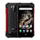 Ulefone Armor X5 5,5 Zoll NFC IP68 IP69K Wasserdicht 3 GB 32GB 5000 mAh MT6762 Octa Core 4G Smartphone