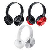 Auricolare Bluetooth vivavoce impermeabile con controllo del pulsante per cuffie Bluetooth 5.0 portatile con microfono