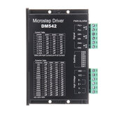 HANPOSE DSP Digital DM542 128 Stepper Motor Driver 4.2A DC9-42V For Nema 17/23/34 Stepper Motor CNC Engraving Machine