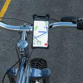 Borofone bh15 fahrrad motorrad lenker handyhalter für 4,0-6,5 zoll smartphone
