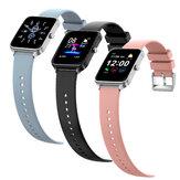 Bakeey B20 1,4 Zoll großes Display Full Touch Armband Metallgehäuse Blutdruckmessgerät Wettervorhersage Smart Watch