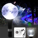 Kpop BTS Ver Bangtan Boys Light Stick Army Glow Lightstick White Fluorescent Light Lamp