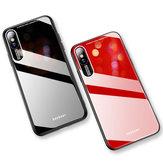 Contraportada de vidrio templado a prueba de golpes a prueba de golpes Bakeey Caso para iPhone XS Max