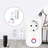 WIFI Intelligent Smart Plug APP remoto Presa di controllo presa di corrente US Spina UE