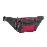 Cintura esporte Bolsa Fanny Pack Mens Womens Hip Cinto Bolsa de bolso bolsa de viagem