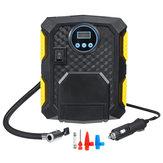 Tire Inflator Air Pump Compressor Electric Portable 12V 150PSI w/ LED Light