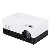 ميني بروجكتور المحمولة 1080P LED بروجكتور السينما المنزلية مسرح داخلي / في الهواء الطلق فيلم العرض للحزب والتخييم