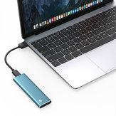Unità SSD Type-C Gen1 NGFF 256 GB 512 GB Disco rigido esterno 1 TB USB3.1 SSD 420 MB / s Supporto WTG per Mac