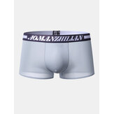 Men Ice Silk Boxer Brief