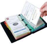 XIAOMI Ecosystem Deli 5778 Loose-Leaf-Visitenkartenhalter Einfach zu klassifizieren und zu installieren