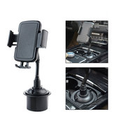 Universal 360° Car Cup Holder Stand Cradle Car Phone Holder For 3.0-6.5 Inch Smart Phone