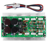 Toshiba1943 / 5200 400W + 400W 800W Dos canales 2CH Stereo High-power Amplificador Board