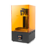Longer® Orange 30 Upgraded SLA Light Curing UV Resin 3D Printer 2K High Resolution LCD  120*68*170mm Print Size with Touch Color Screen/Parallel LED Lighting