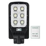 108LED 10000mAh Batería Solar Control de botón de luz de calle Control de luz Control remoto