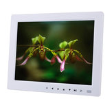10 polegadas 16: 9 1080P Digital Photo Frame Album Music Player com Controle Remoto