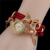 Fashion Ladies Bracelet Watch Bow New Bracelet