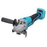 800W 18V Display Cordless Brushless Angle Grinder for Makita 18V Battery 100mm Electric Grinder Grinding Machine