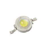 50 STKS 1 W High Power Wit Kleur 110-120LM LED Lichtkralen DC3V