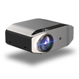 YG620 LED Projector 1920x 1080P Video 6500 Lumens Full HD Projector Built-in Speaker Home Theater Beamer