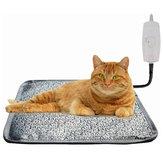 Nagy fűtött kisállat kutya macskaház meleg vízálló elektromos fűtőbetét ágy