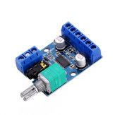 5pcs DY-AP3015 DC 8-24V 30W x 2 Class D Dual Channel High Power Stereo Digital Amplifier Board with Adjustable Volume Potentiometer