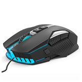 ZUOYA MMR8 Wired Mechanical Gaming Mouse USB LED Desktop Computer Optical Gamer Mice For Laptop PC Computer