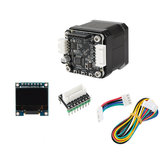 MKS SERVO42B Nema17 Closed Loop Stepper Motor Kit with Display + Adapter Board for 3D Printer Part