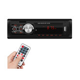 1788E Universele autoradio Stereo multimediaspeler Auto MP5-speler Bluetooth Afstandsbediening FM AUX IN TF-kaart USB 12V