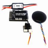 SN-NAVI MAVLINK Smart Audio Flugregler FC Eingebautes OSD + Fluggeschwindigkeitsmesser + PMU-Modul + GPS für RC-Flugzeug-Starrflügel