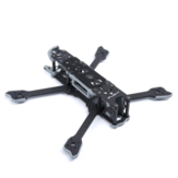 iFlight TITAN FH5 5 pollici 223 mm 3 K in fibra di carbonio HD kit telaio Freestyle 5 mm braccio compatibile da 5 pollici puntelli per sistema DJI digitale FPV