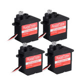 4PCS Racerstar DS5601HV 120 ° 5.6g Servo HV Digital de Coreless Metal Gear Para RC Avião