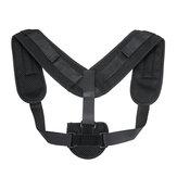1Pcs Correção de Humpback Suporte Traseiro Ombro Cinto Brace Posture Corrector Ajustável