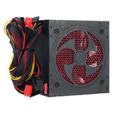 1000W Silent PC Power Supply Gaming PCI SATA ATX 12V 2.31 LED Fan Computer