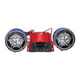 Универсальный мотоцикл Аудио Bluetooth Дистанционное Управление Динамик Звуковая Система 12 В