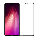 BAKEEY Anti-Explosion Full Cover Full Gule Tempered Glass شاشة Protector for Xiaomi Redmi Note 8