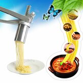 Stainless Steel Pasta Noodle Maker Fruit Juicer Press Spaghetti Kitchen Machine Noodle Mould