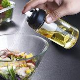 Estilo de Pressão de Ar Azeitona Óleo Frascos de spray Cozinha Óleo Frasco de dispensador de condimentos de molho de vinagre Frascos de spray de churrasco ao ar livre