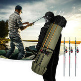 ZANLURE Fishing Rod Tackle Accessories Storage Bag Fishing Bag Polyester Fishing Tools Bag