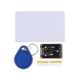 Módulo Leitor Geekcreit® RFID RC522 Mini S50 13,56Mhz 6cm Com Tags SPI Write & Read