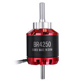 Racerstar RC Brushless Motor BR4250 800KV 3S-7S Support 11*5.5 Prop for Fixed Wing RC Airplane Drone