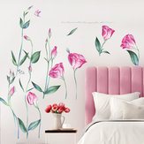 Miico SK9330 Flower Painting Sticker Home Decorative Sticker Wall Sticker DIY Sticker