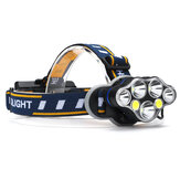 18000LM T6 LED Headlamp Headlight Flashlight Head Torch Rechargeable Lamp Sport